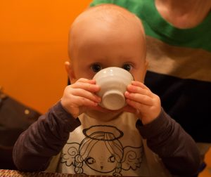 bone broth for babies baby drinking tea