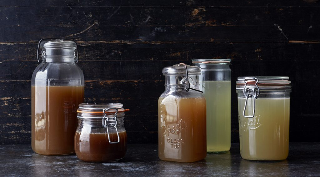 Bone Broth Color