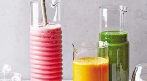 Breakfast Smoothies from The Bare Bones Broth Cookbook