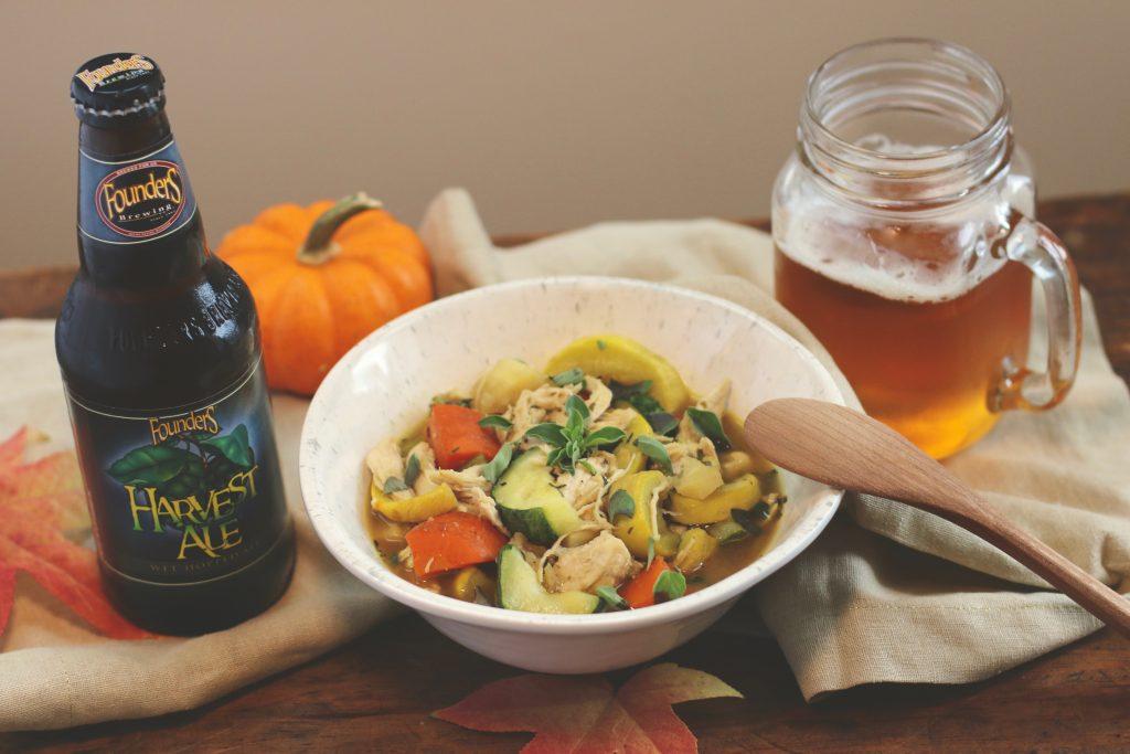 Stews & Brews: Harvest Stew & Ale