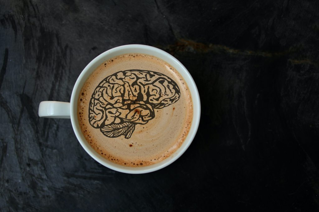 brain health bone broth coffee