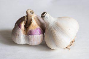 collagen rich foods, garlic