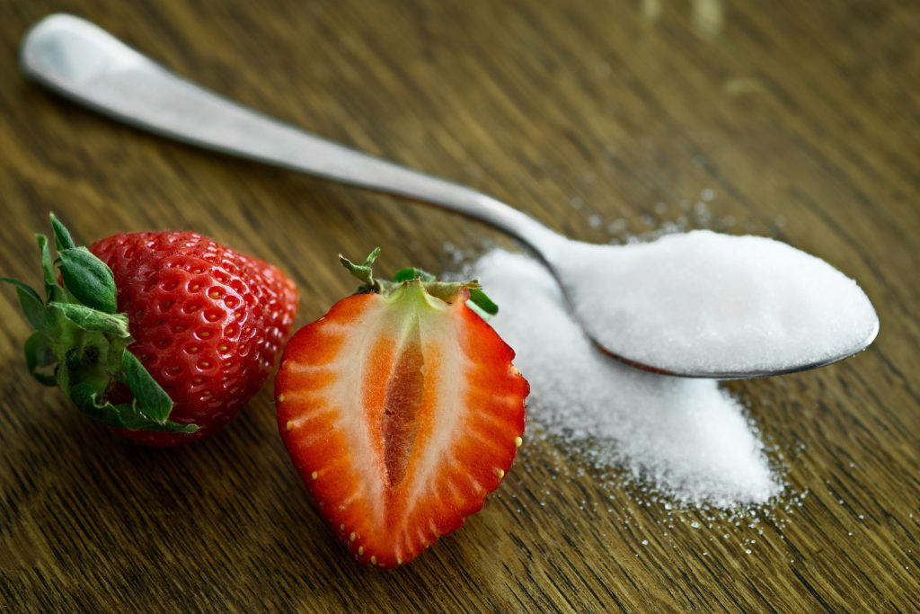what causes bloating fake sugar