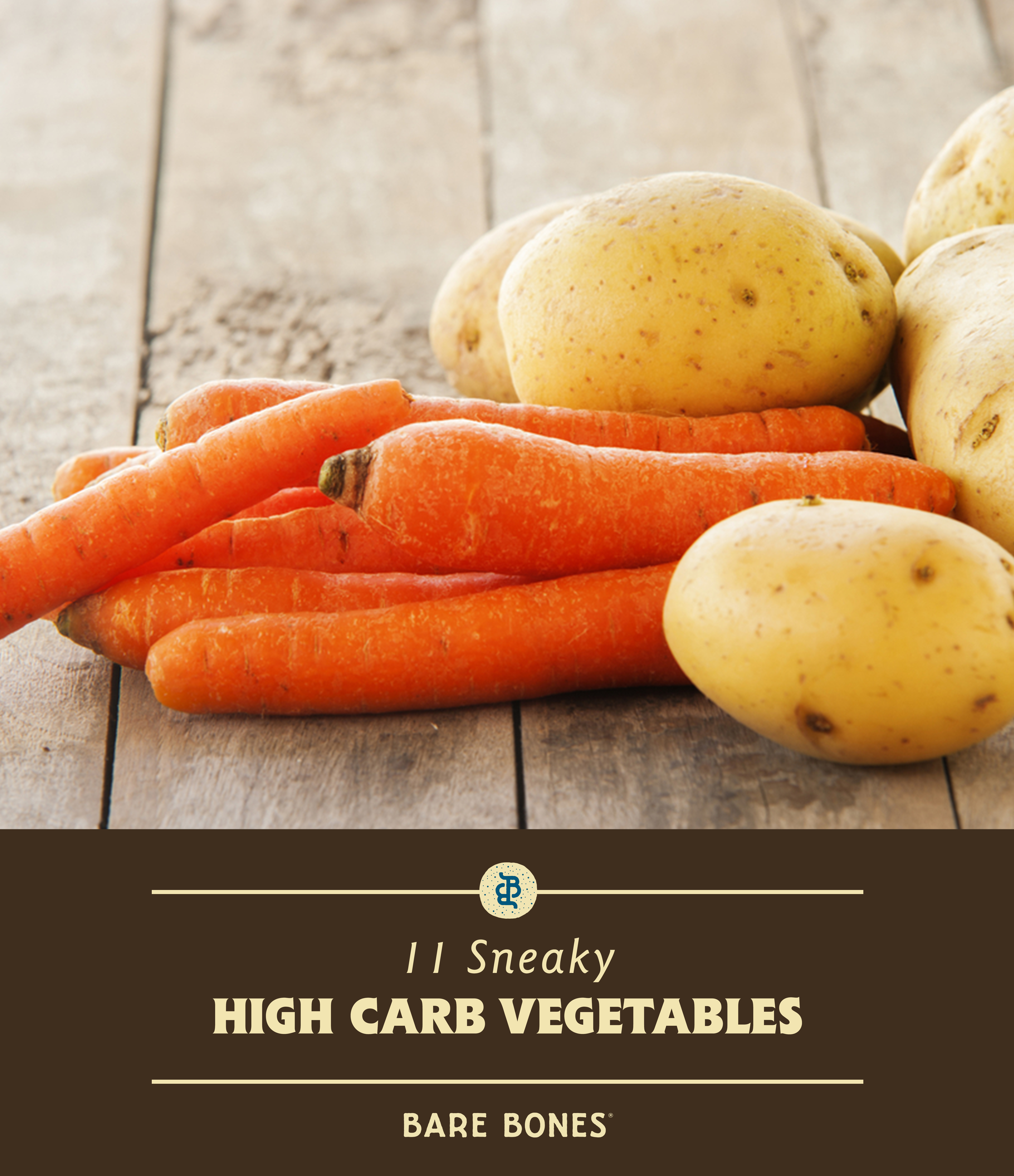 high carb vegetables