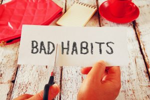 Bad Habits resulting in Collagen Loss