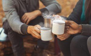 bone broth health benefits, tastes delicious cup of bone broth
