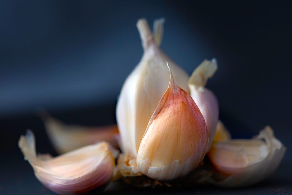 Garlic Collagen Promoting