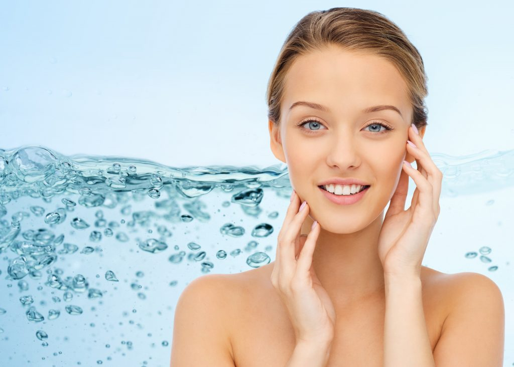 skin hydration hyaluronic acid