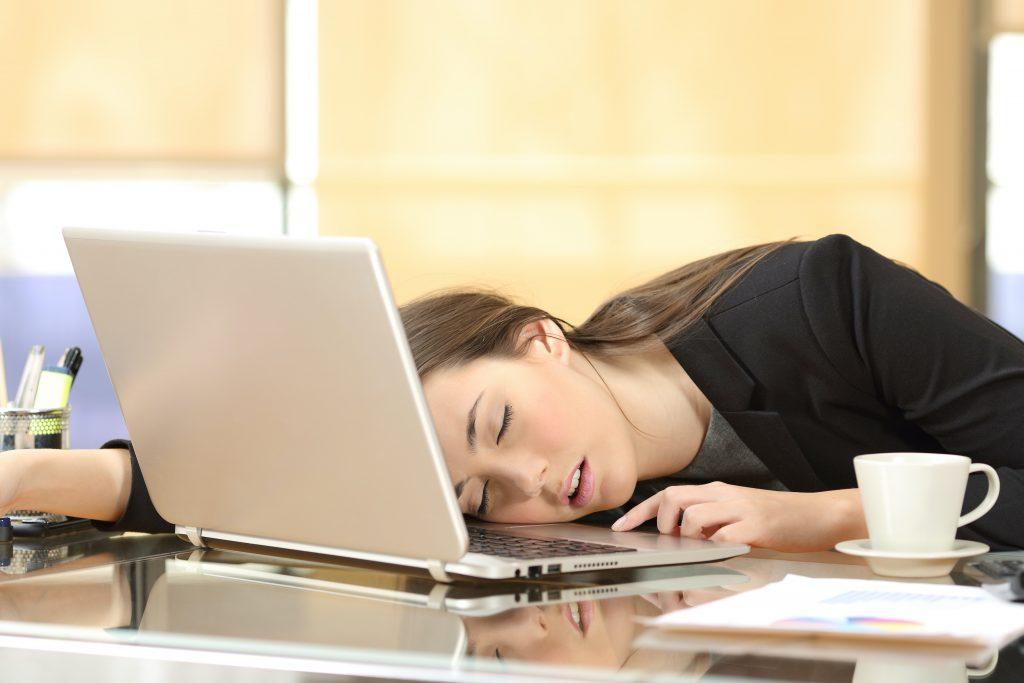 lack of sleep collagen