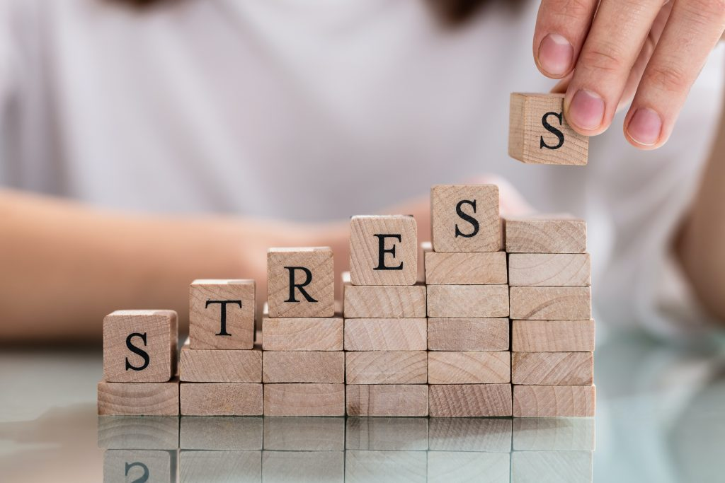 stress collagen