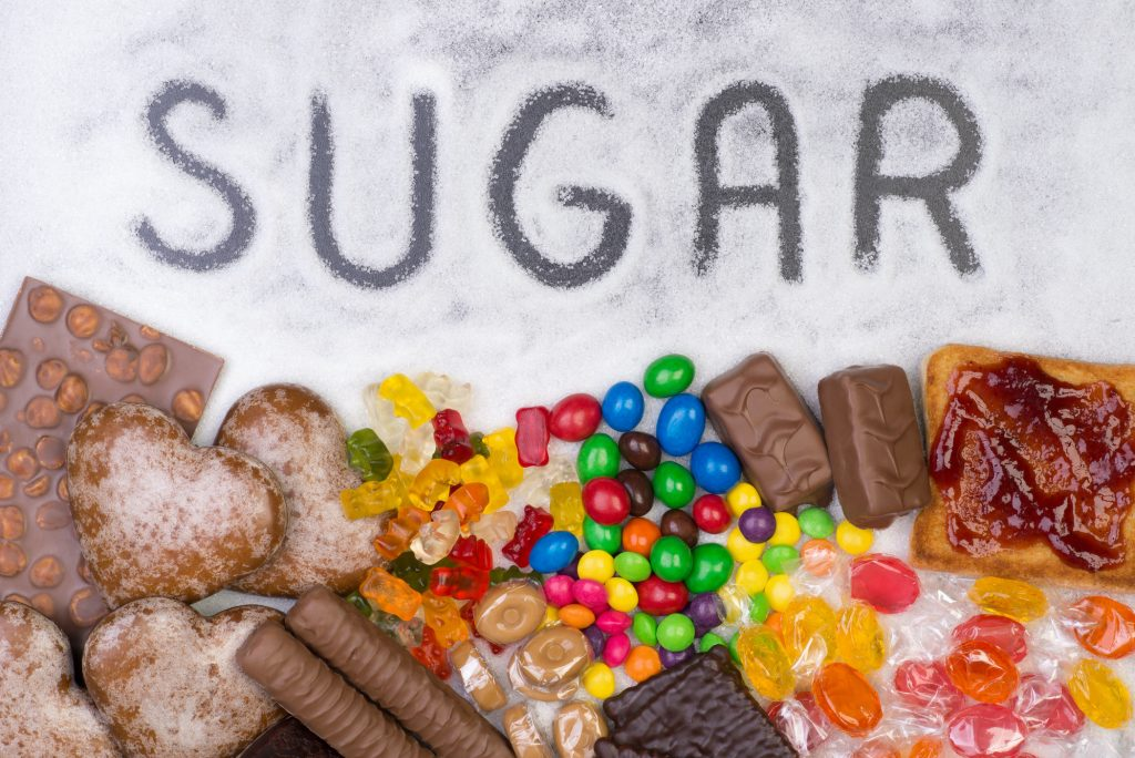 excess sugar consumption bad for a leaky gut diet