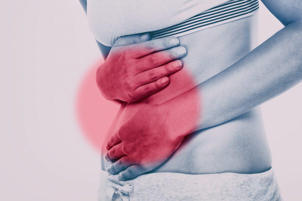unhealthy gut collagen