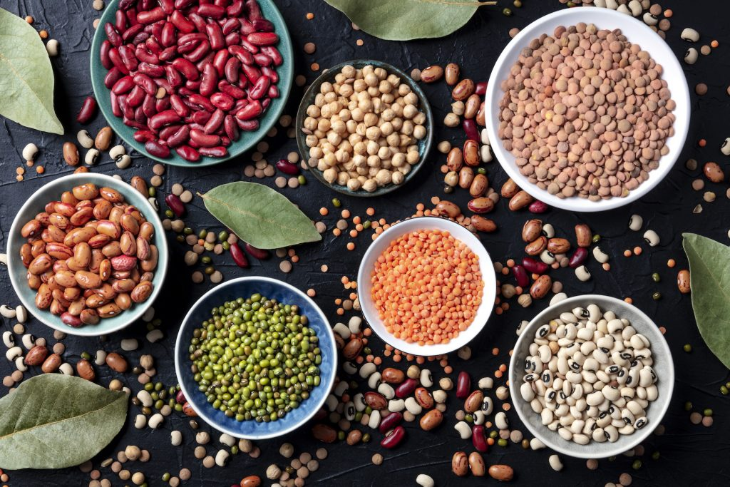 legumes prebiotic foods for a healthier gut