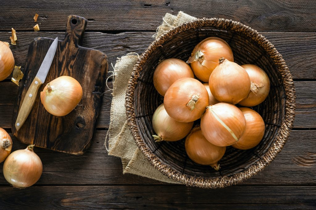 onion prebiotic foods for a healthier gut