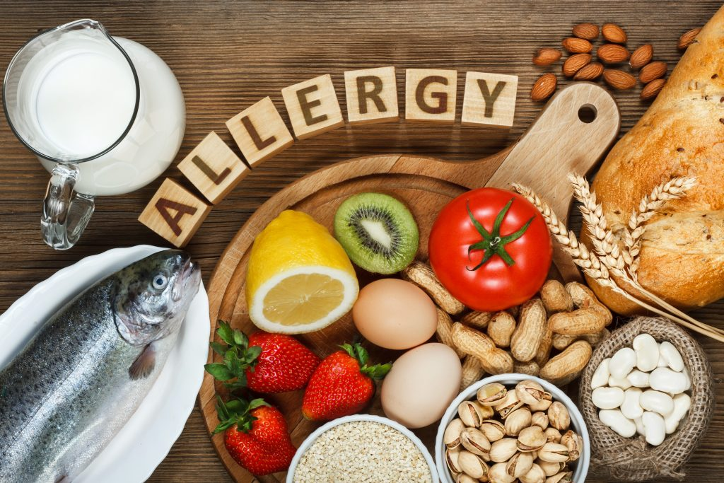 food allergies how to heal leaky gut