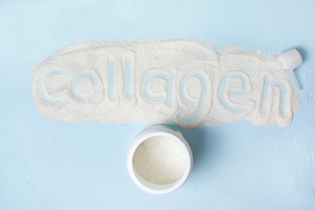 collagen restore antibiotics