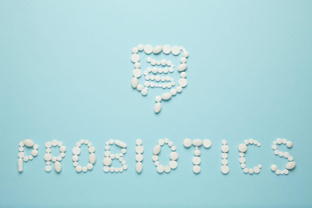 probiotics restore antibiotics