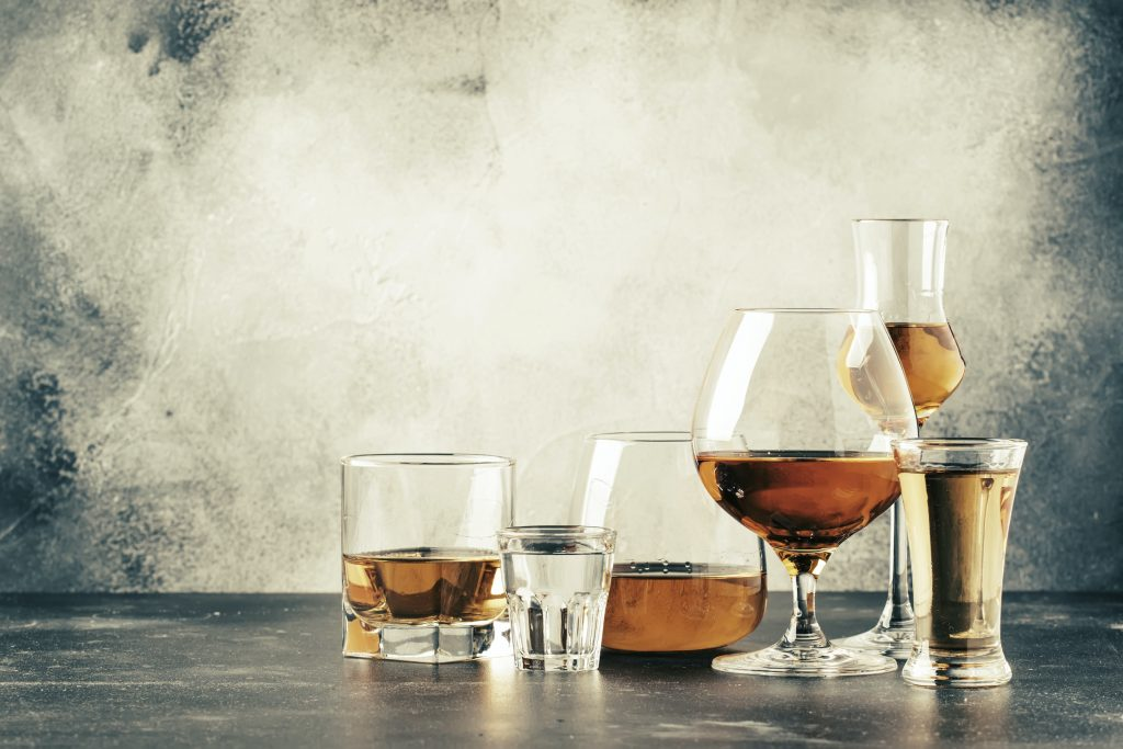alcohol bad for a leaky gut diet