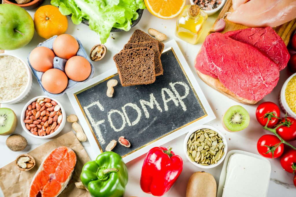 low fodmap for a leaky gut diet